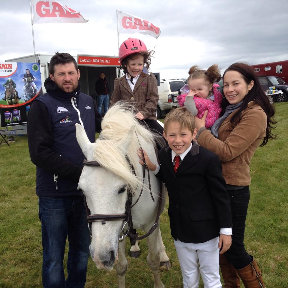 Knockillaree Riding Centre Joyce Family
