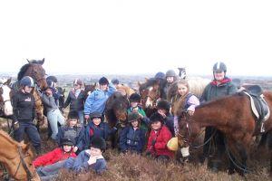 Knockillaree Group Trek